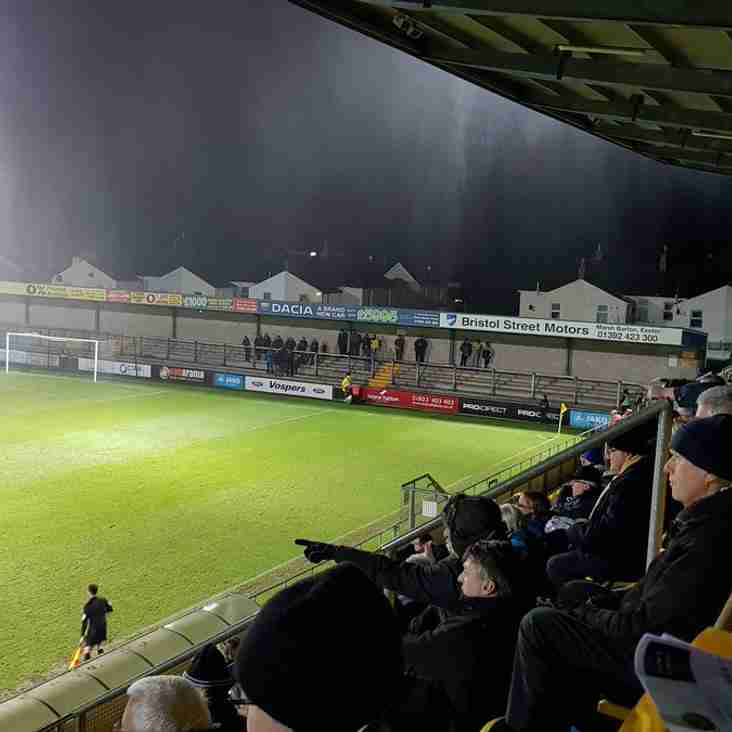 Torquay United Earn Last-Gasp Point Against Gateshead