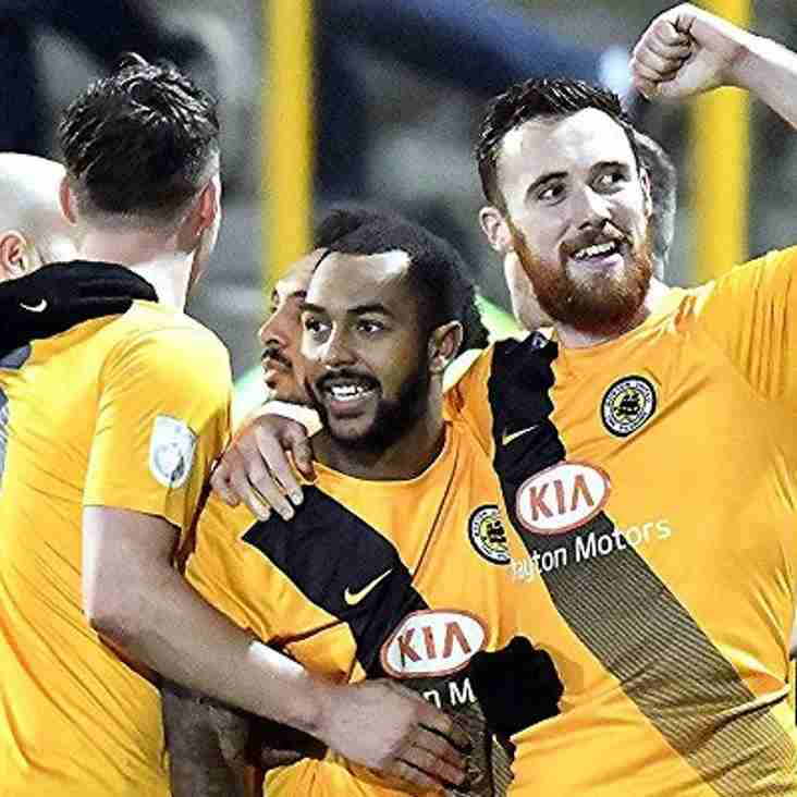 Something For The Weekend: Vanarama National League North