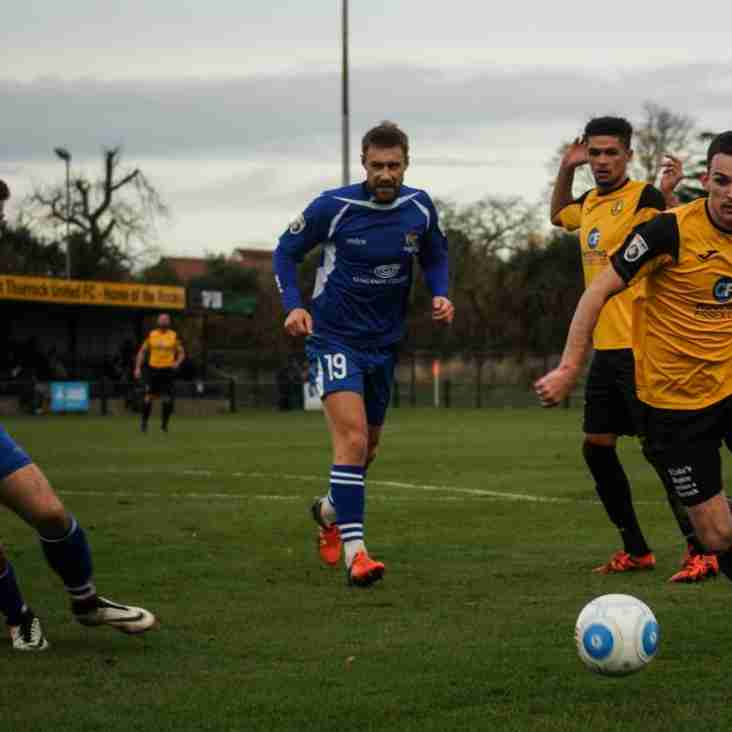 East Thurrock Bring Orient Defender Back On A Month`s Loan