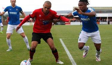 Welling Bring In Dagenham`s Former Boro Striker On Loan