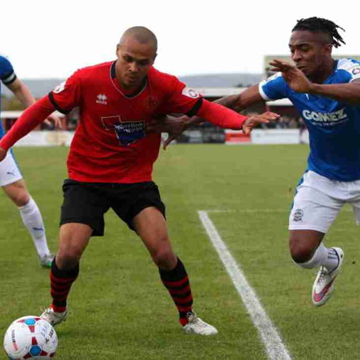 Welling Bring In Dagenham`s Former Boro Striker On Loan