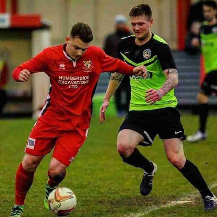 Now Forrester Makes North Ferriby Return