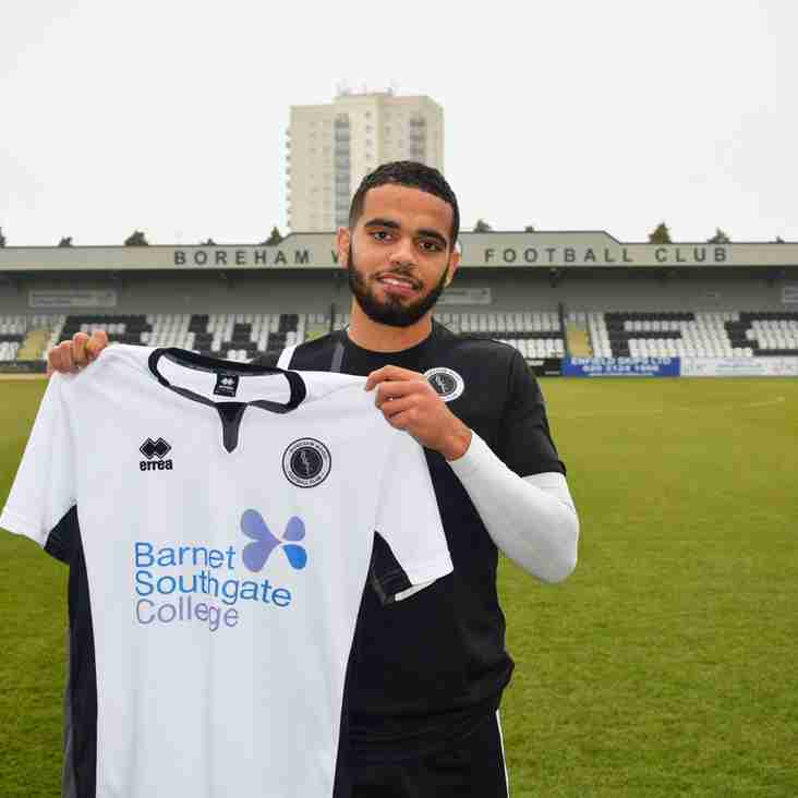Boreham Wood Take Lions Defender On A Month`s Loan
