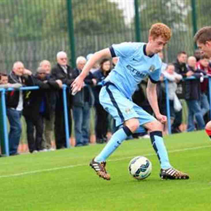 Ex-Manchester City Starlet Handed FC United Opportunity