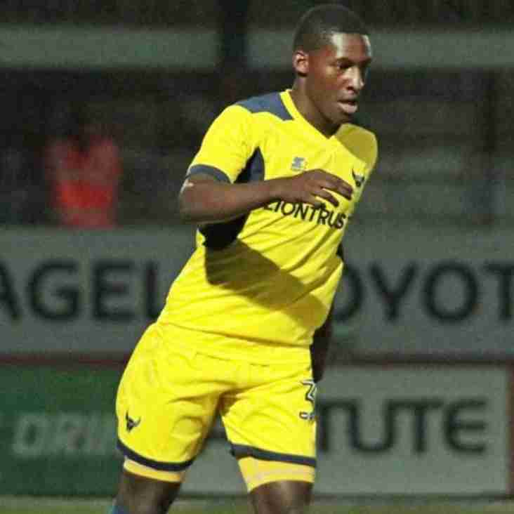 Hampton Bring In Grenada International On A Month`s Loan