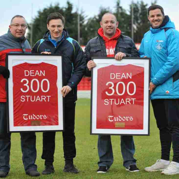 300-Up For Hemel Hempstead Management Team