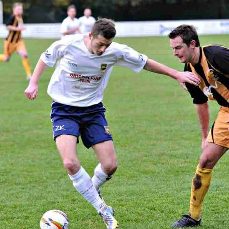 Frome Striker Makes The Step Up With Chippenham