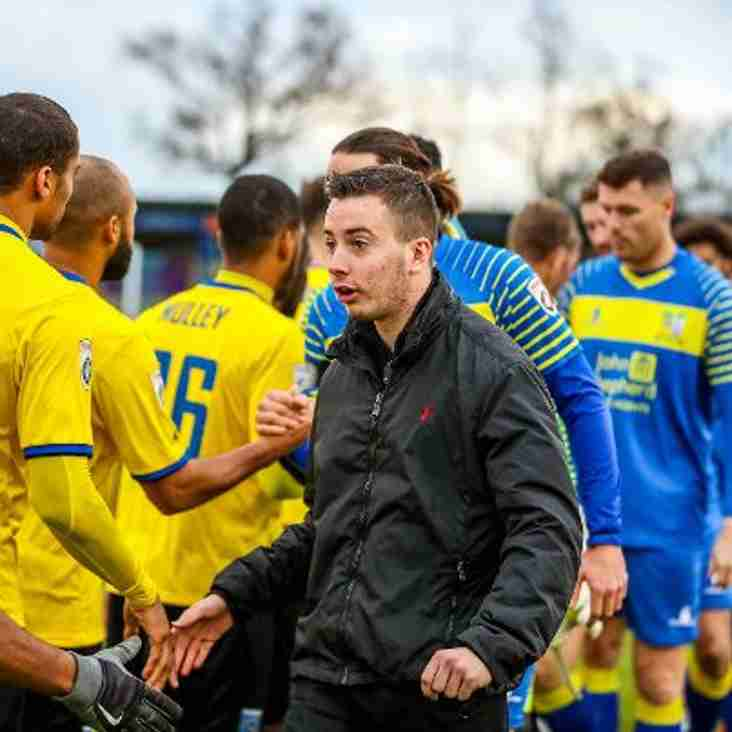 Solihull Moors` Charlie Fogarty - An Inspiration To All