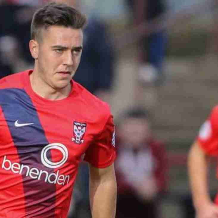 County Bring Former Striker Back On Loan