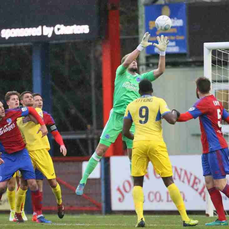 Reading Keeper Extends Aldershot Stay Until March
