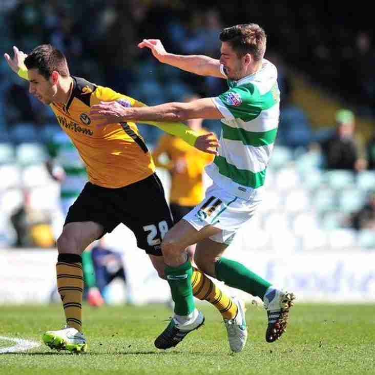 Busy Torquay Bring In Two More Loanees, Another Stays & One Leaves