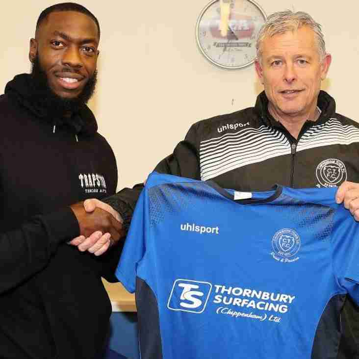 Striker Switches To League Rivals And Neighbours
