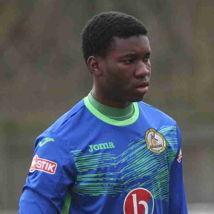 Young Oxford Keeper Becomes A Loan Beaver