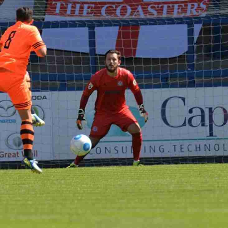 Tranmere Bring In New Keeper Ahead Of Barrow Draw