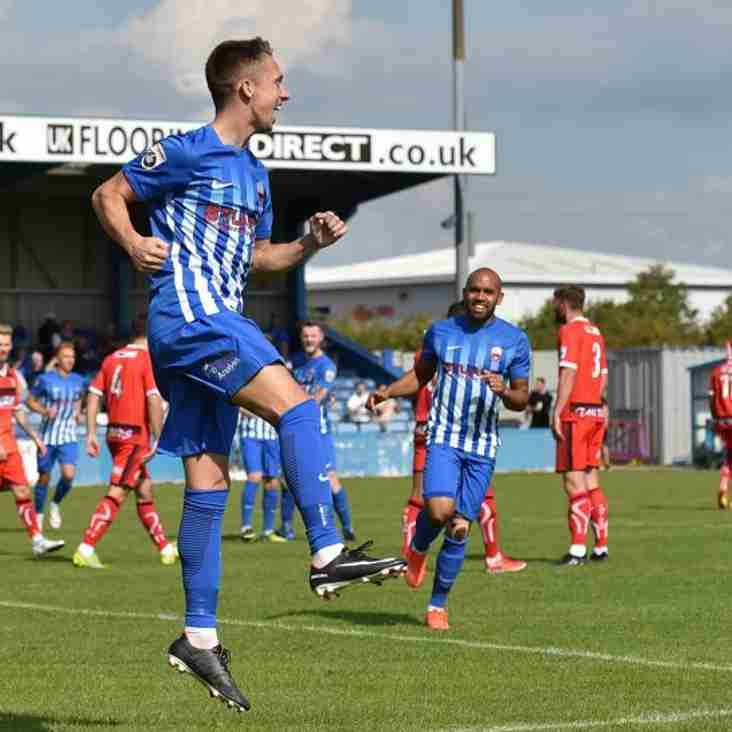 Posh Striker Extends Nuneaton Stay Until Season`s End