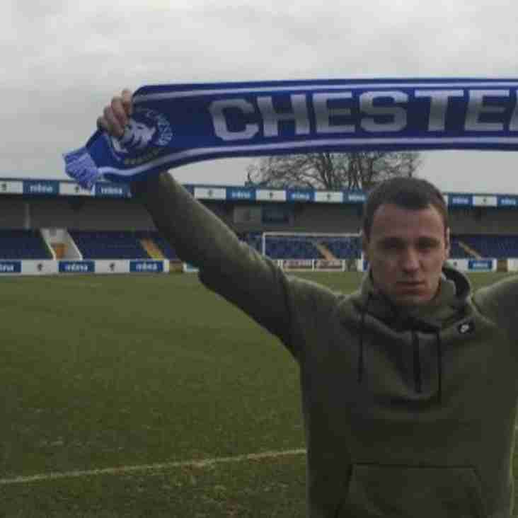 Roberts Joins - Hornby Stays At Swansway Chester Stadium