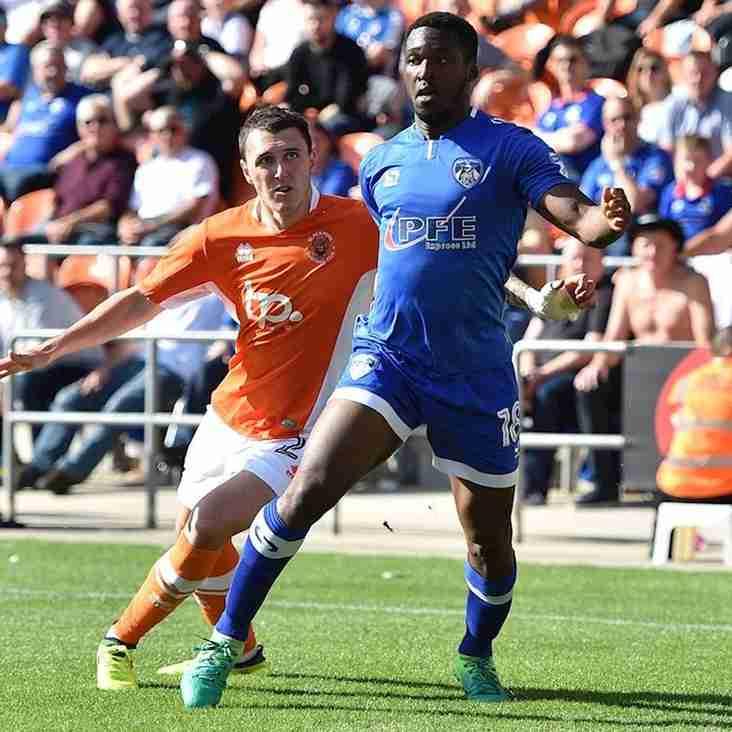 Maidstone Bring In Former Stalybridge Striker Following Oldham Release