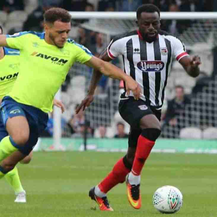 Bolarinwa Returns To Sutton On A Permanent Basis