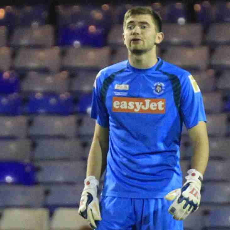 Oxford City Tempt Keeper King Back To Football