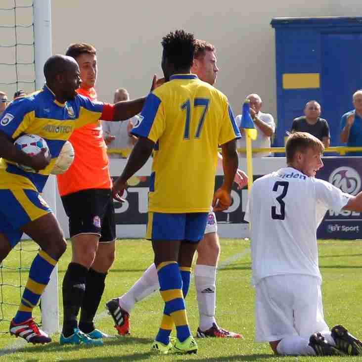 Injury-Hit Streete Is Offered A Way Back In By Brackley