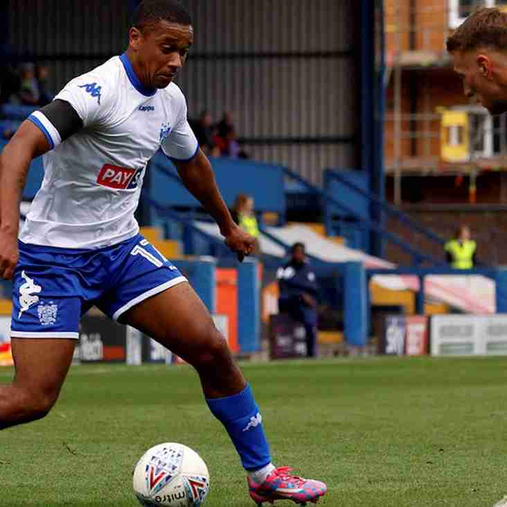 Barrow Bring In Experienced Winger On Loan For Remainder Of The Season
