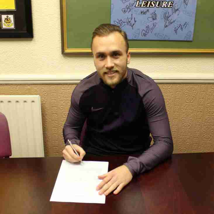 Richards Makes Short Trip Along The Coast To Join Southport