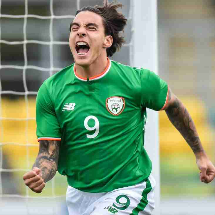 Republic of Ireland Under-21 International Joins Woking
