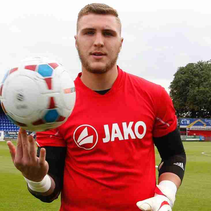 Keeper Smith Makes Permanent Eastbourne Switch