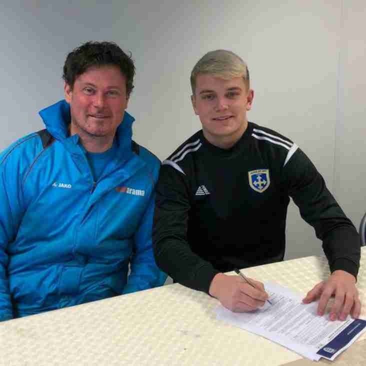 Another Academy Graduate Steps Up At Guiseley