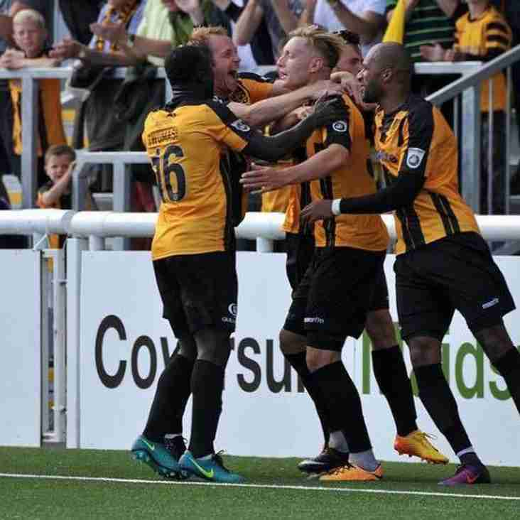 Maidstone Striker Leaves For AFC Wimbledon