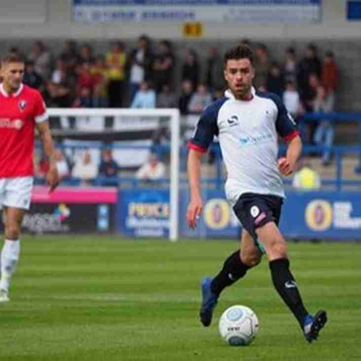 AFC Telford`s Longest-Serving Player Departs New Bucks Head