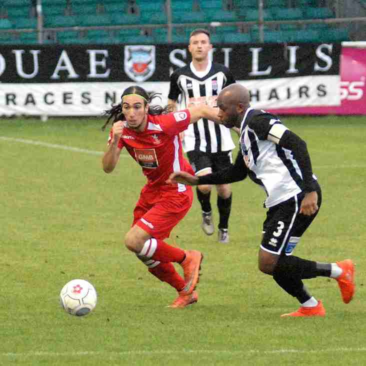 Popular French Winger Returns To Hawks On Loan