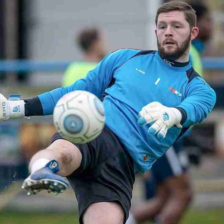 Guiseley Lose Highly-Rated Keeper To Milk Boys