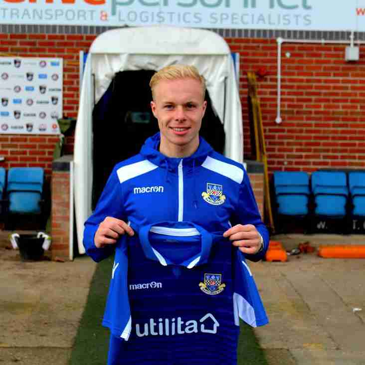 One Loanee Out - One Arrives At Eastleigh