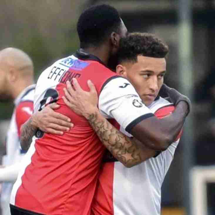 Woking Sell Striker Effiong To Scottish League Ross County