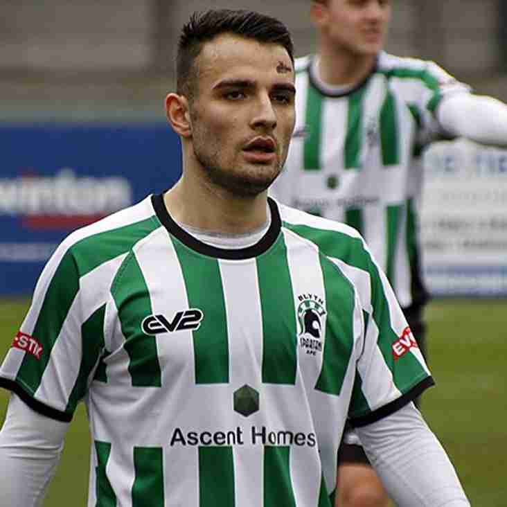 Atkinson Earns Contract Reward At Blyth Spartans