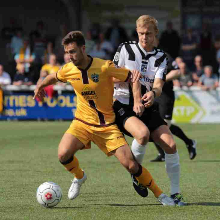 Beavers Take Sutton United Forward On A Month`s Loan
