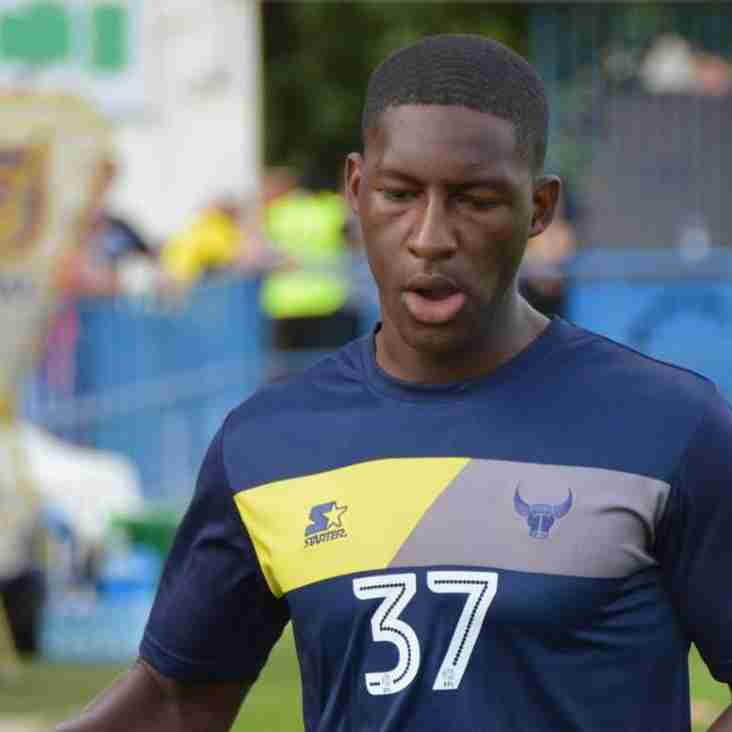 Beavers Return For Young Oxford Midfielder