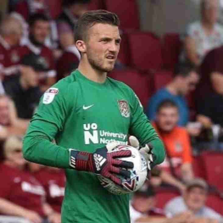 Guiseley Take Cobblers Keeper On Loan