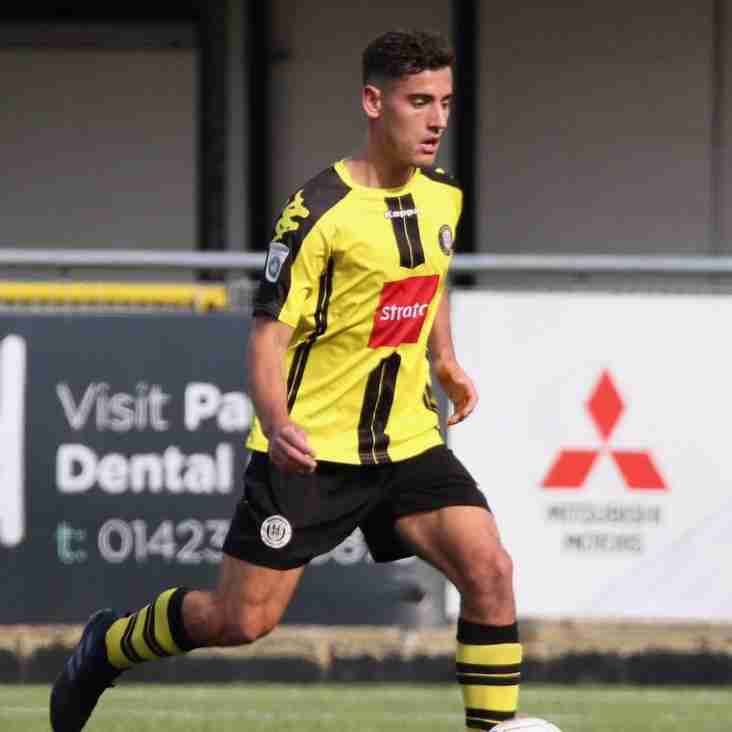 Vann Moves From Harrogate To Gainsborough For A Month