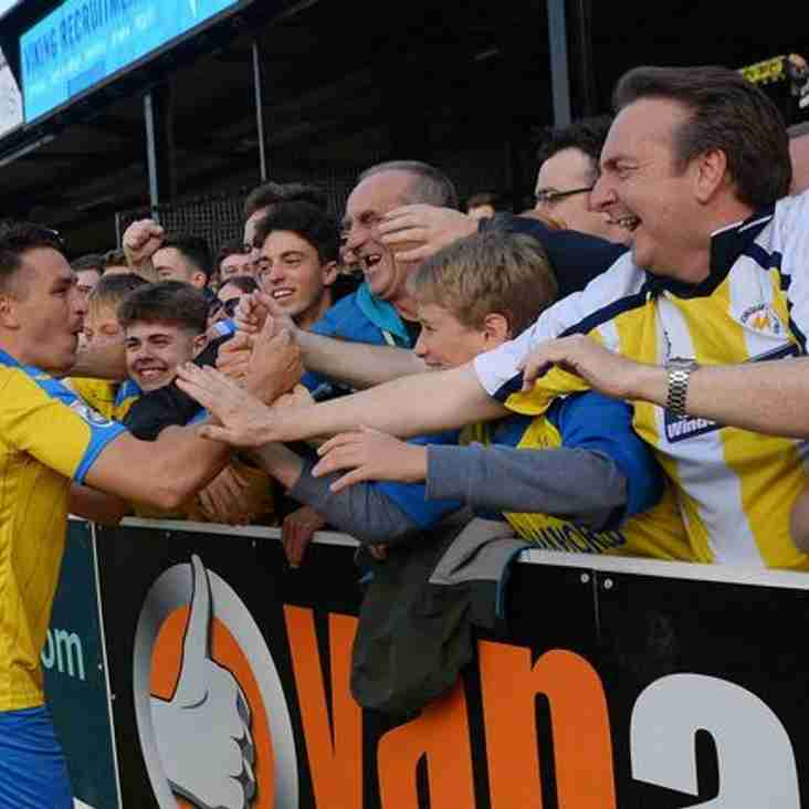Fans Favourite Williams Returns To Torquay