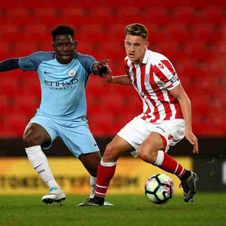 Curzon Bring In Stoke Midfielder On Loan For Remainder Of The Season