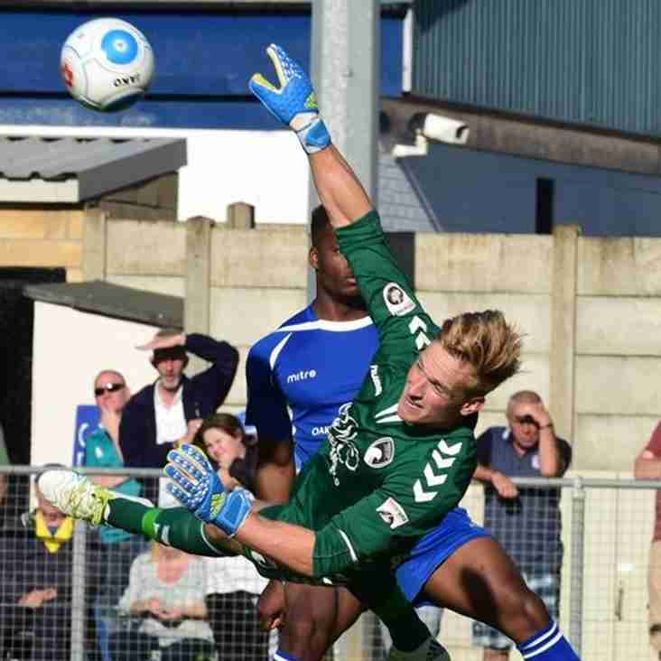 Contract Reward For Weston's In-Form Keeper Purnell