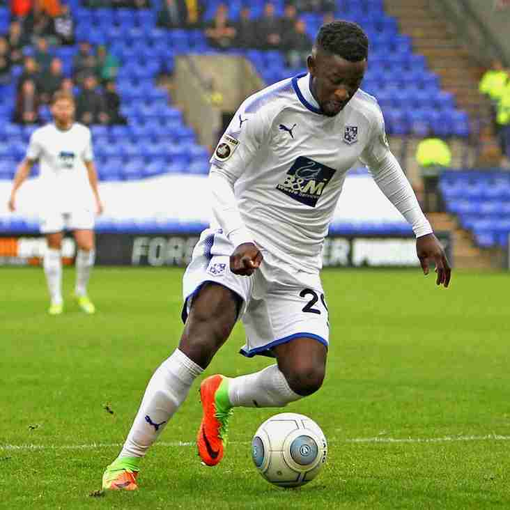 Cole Signs Extended Deal With Tranmere