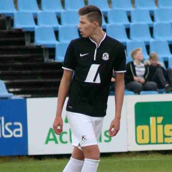 Rocks Take Young Icelander On Loan From Seagulls