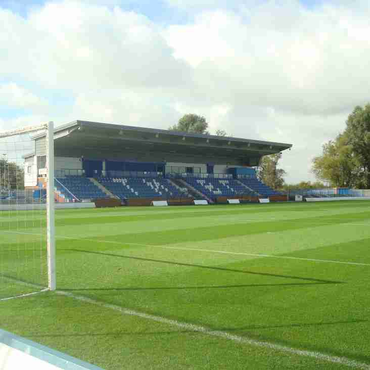Curzon Ashton Chance For Promising Forward