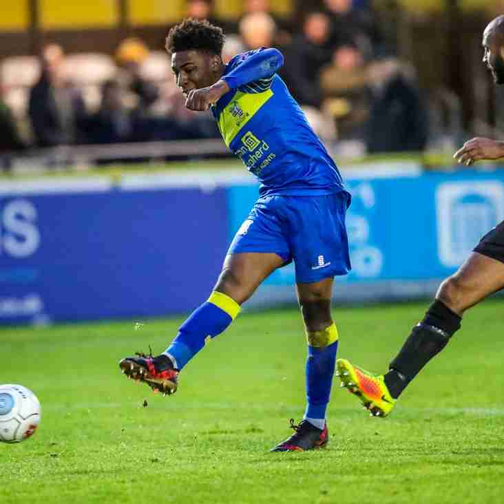 Moors` Afolayan Earns West Ham United Move