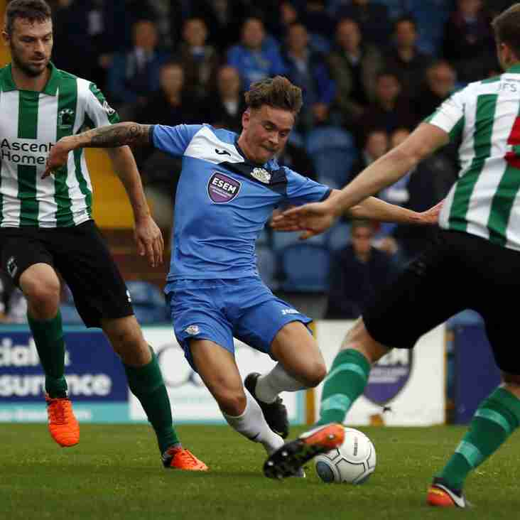 McKenna Picked Up By Curzon Ashton After County Release