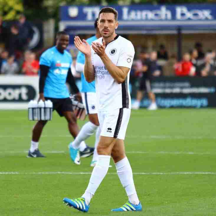 Champion Deal For Boreham Wood`s Vice-Captain
