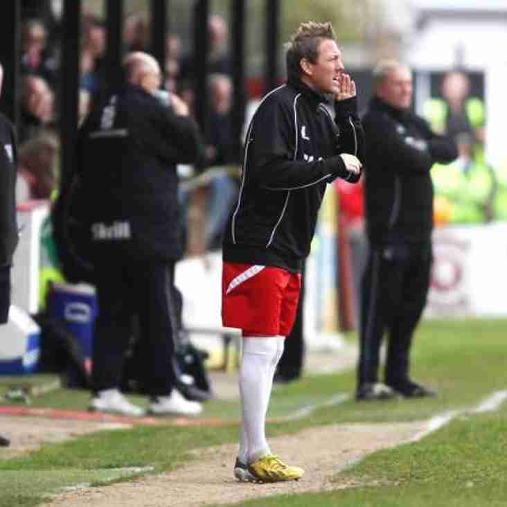 Day Re-Unites With Pennock At Barrow